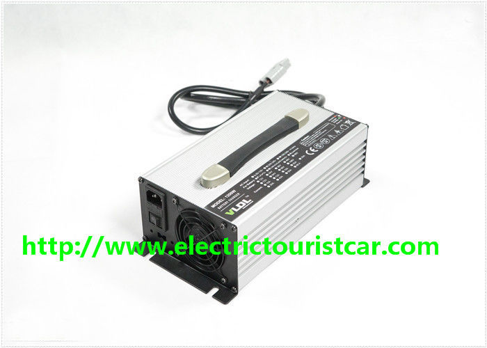 Portable On Board Electric Car Battery Charger For Club Cart Shuttle Bus